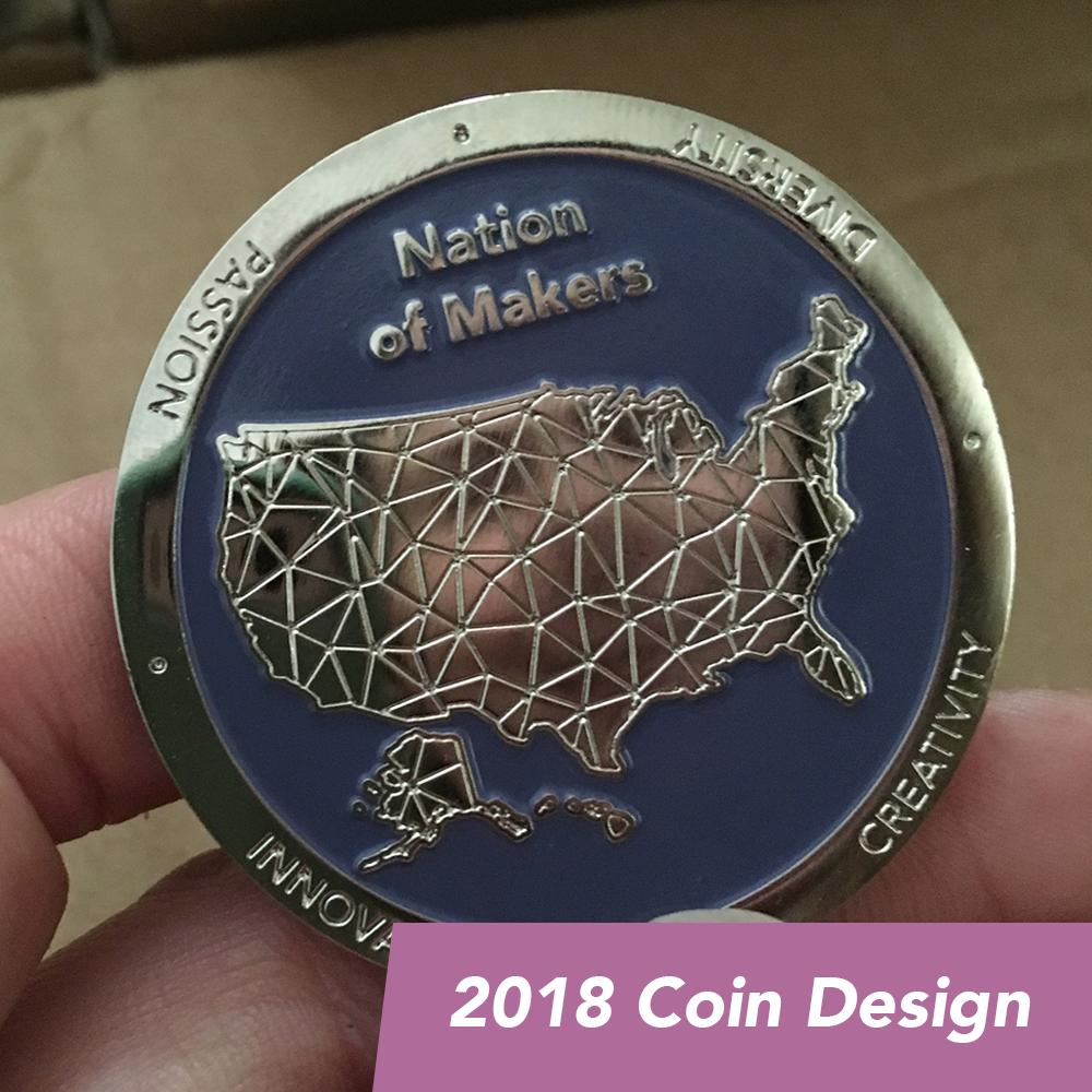 Receive a Coin!